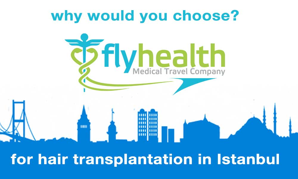 Hair Transplantations with FlyHealth