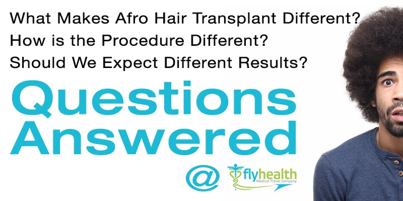 What Makes Afro Hair Transplant Different?