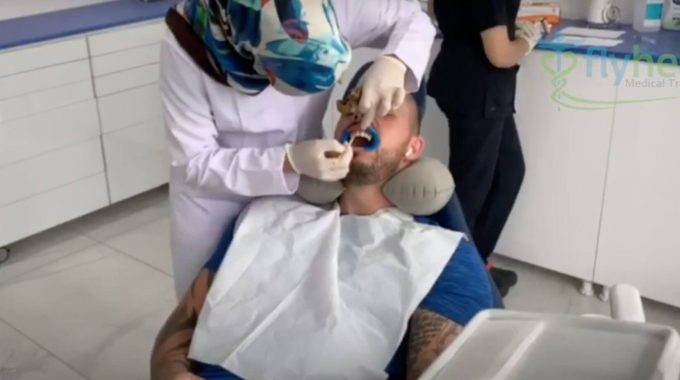 Medical Journey (Hair Transplant With FlyHealth And Dental Implant)